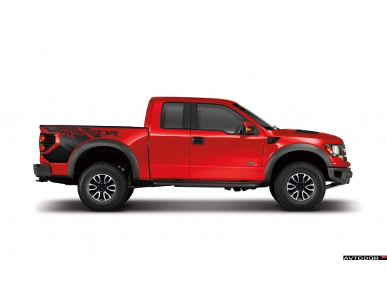 Photo ford raptor 2012