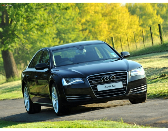 Image of audi a8 3