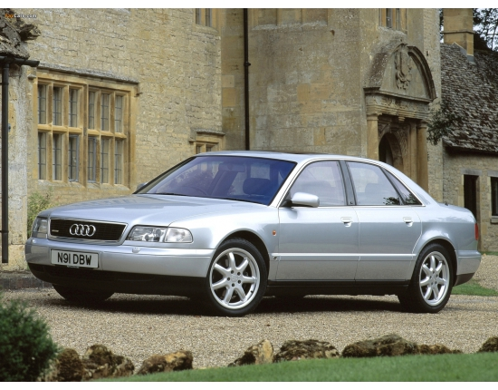 Image of audi a8 4