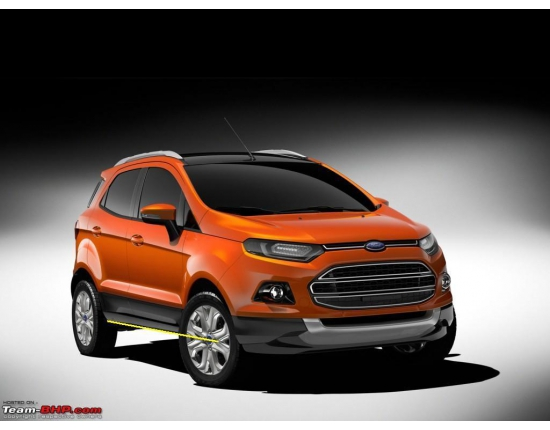 Photo ford suv 2