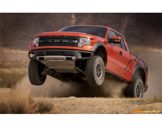 Photo ford raptor