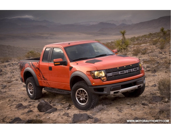 Photo ford raptor 2