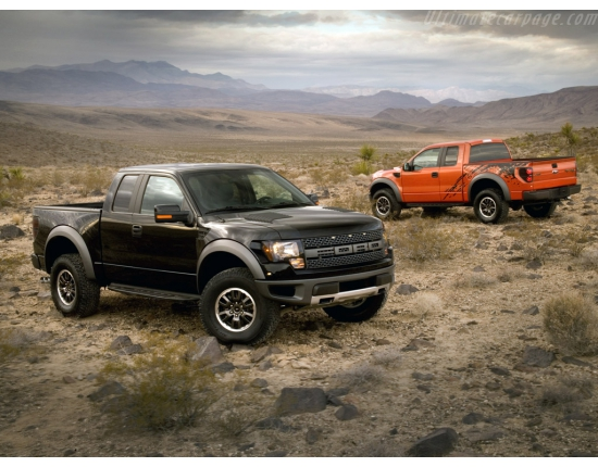 Photo ford raptor 4