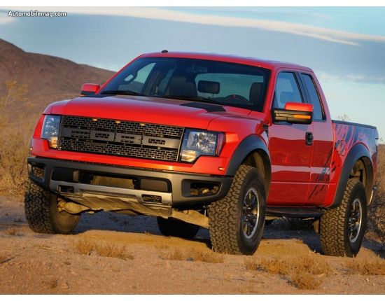 Photo ford raptor 5