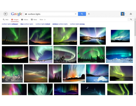 Image google search chrome 3