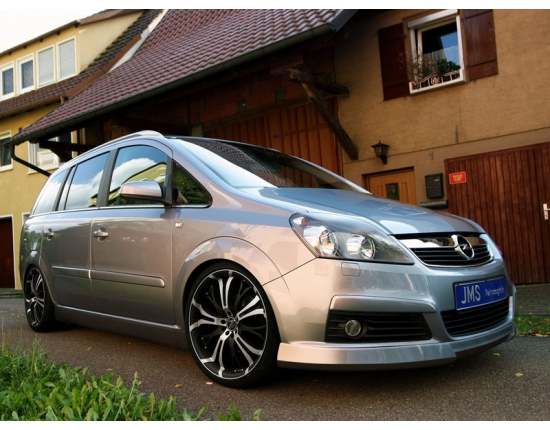Photo opel zafira tuning