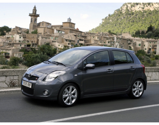 Photo toyota yaris 2007 2
