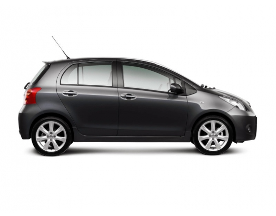 Photo toyota yaris 2007 3