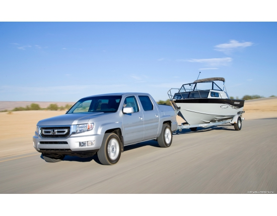 Photo honda ridgeline 1