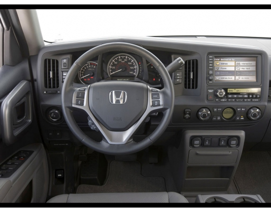 Photo honda ridgeline 2
