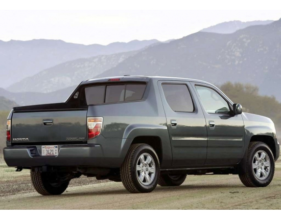 Photo honda ridgeline 4