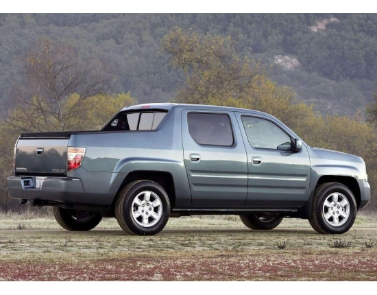 Photo honda ridgeline 5