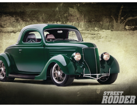Photo 1936 ford