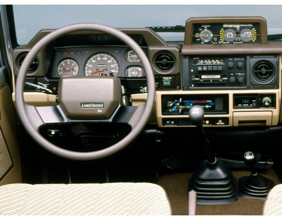 Фото toyota land cruiser 70 2