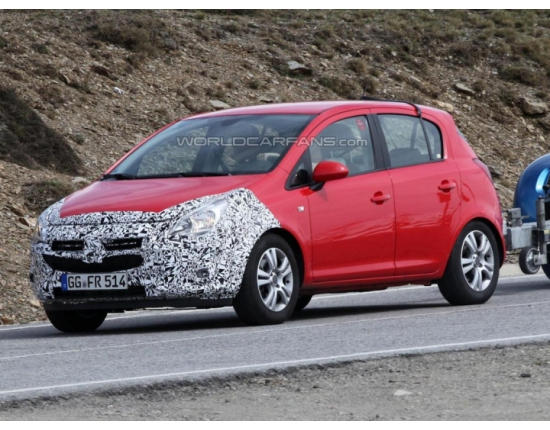 Photo opel corsa 2014 5