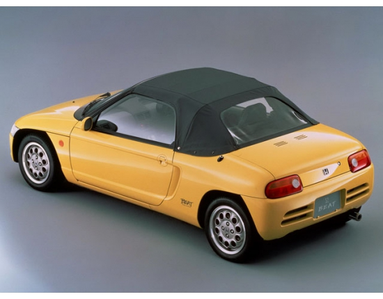 Photo honda beat 3