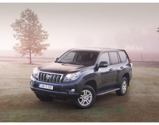 Фото toyota land cruiser prado 2