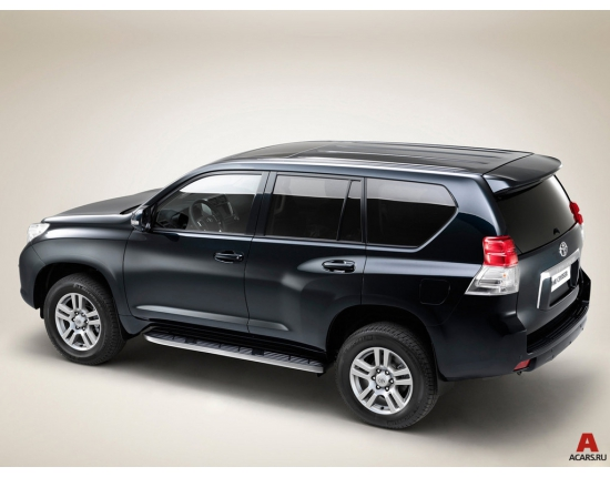 Фото toyota land cruiser prado 3