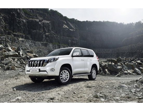 Фото toyota land cruiser prado 5