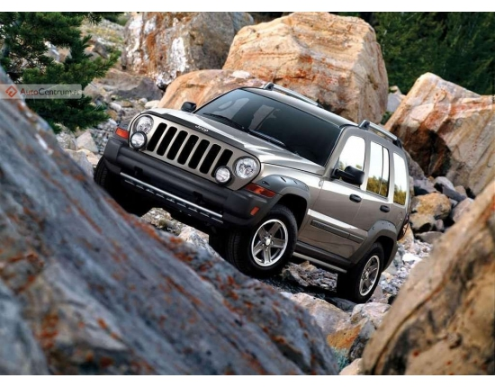 Photo jeep liberty 2005