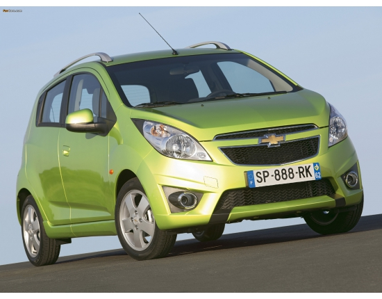 Image of chevrolet spark