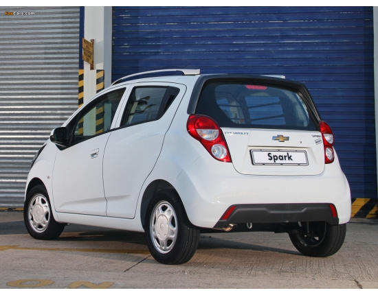 Image of chevrolet spark 2