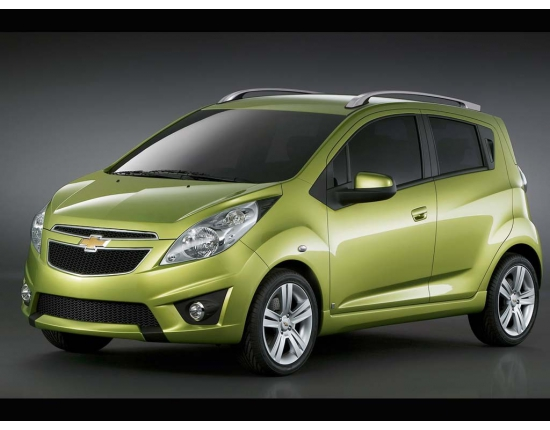 Image of chevrolet spark 4