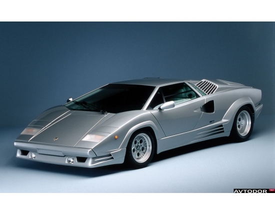 Photo lamborghini countach 5
