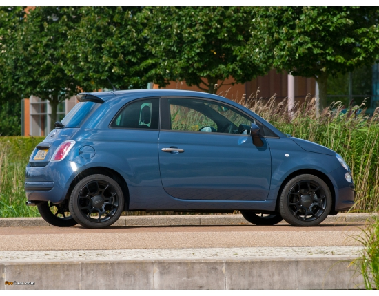 Image of fiat 500 4
