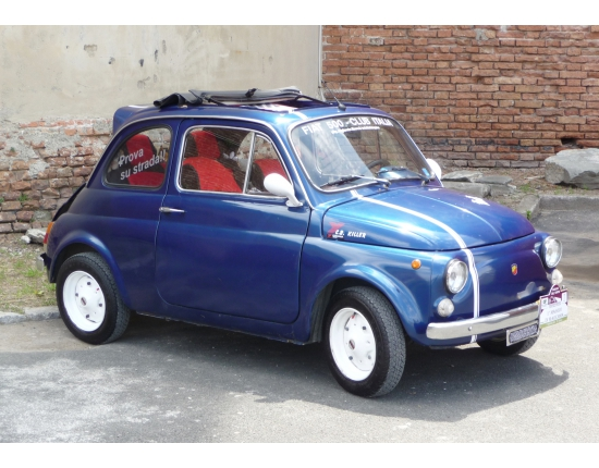 Image of fiat 500 5