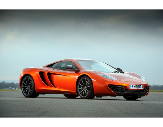 Photo voiture mclaren