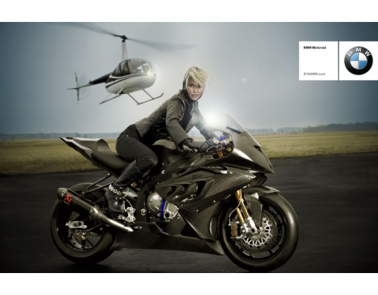 Photo de bmw moto 1
