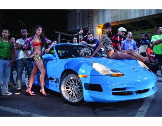 Photo porsche fast and furious