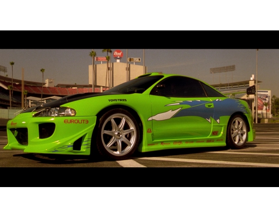 Photo porsche fast and furious 5