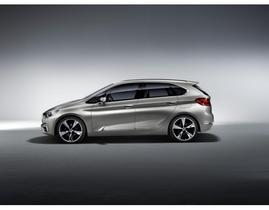 Photo bmw active tourer