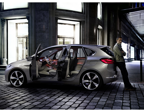 Photo bmw active tourer 2