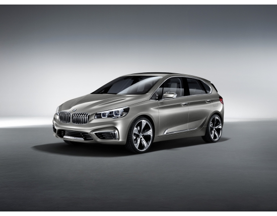 Photo bmw active tourer 3