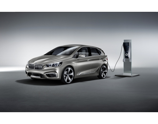 Photo bmw active tourer 4