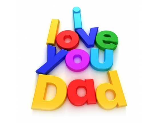 Картинки i love you dad 1