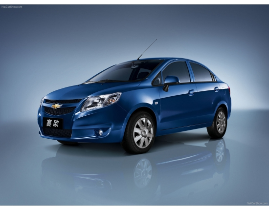 Photo of chevrolet sail 4
