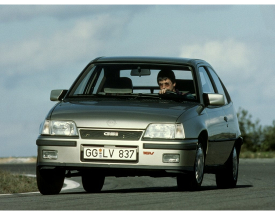 Photo opel kadett gsi 2
