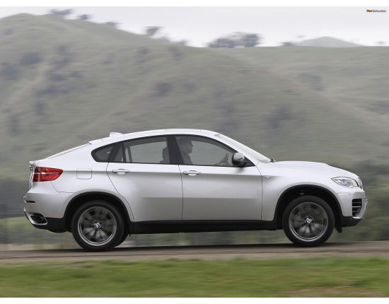 Image of bmw x6