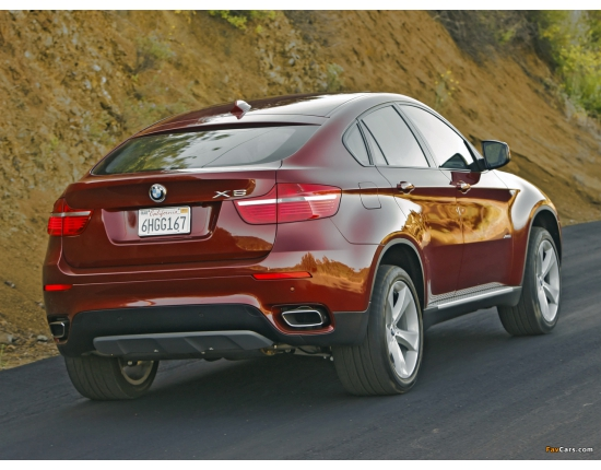 Image of bmw x6 2