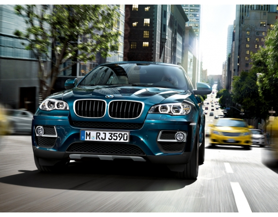 Image of bmw x6 4