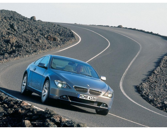 Photo nouvelle bmw serie 6