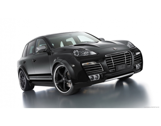 Photo porsche cayenne magnum 5