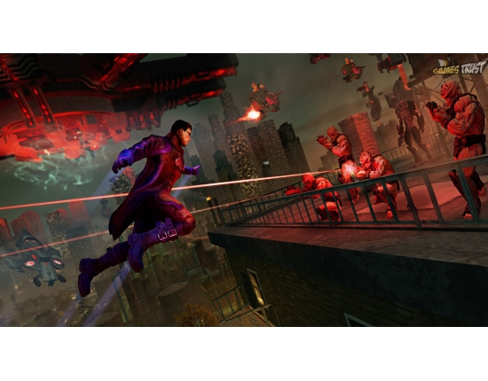 Картинки на телефон saints row 4 5