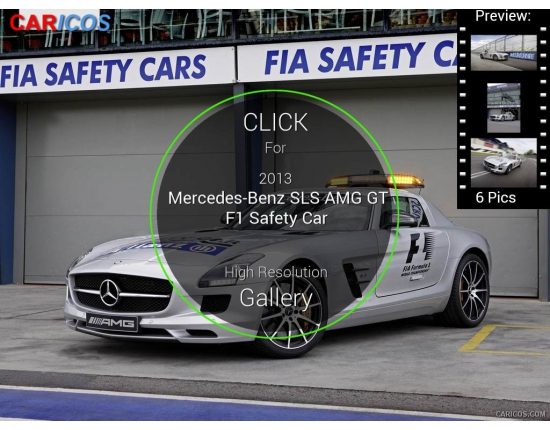 Photo mercedes benz car