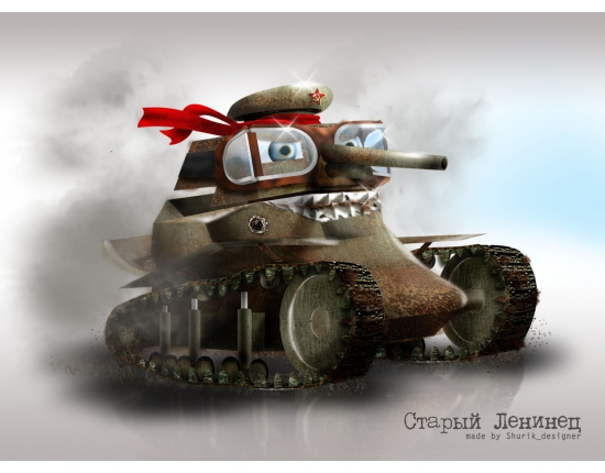 Картинки world of tanks мультяшные 1