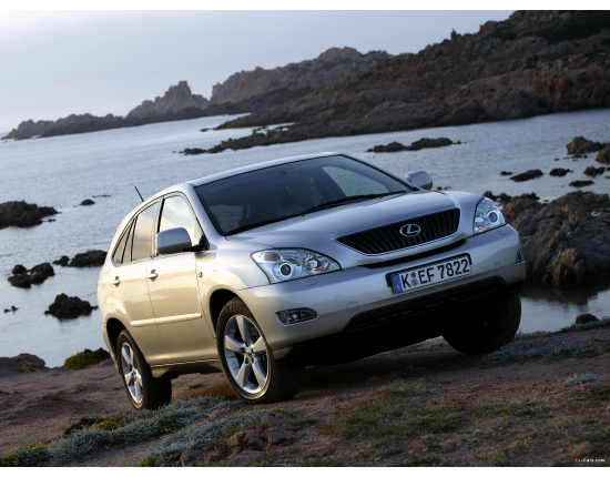 Photo of lexus rx300